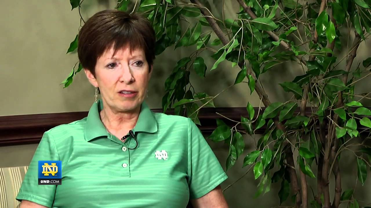 Notre Dame Women's Basketball - Muffet McGraw Talks About Her Contract Extension