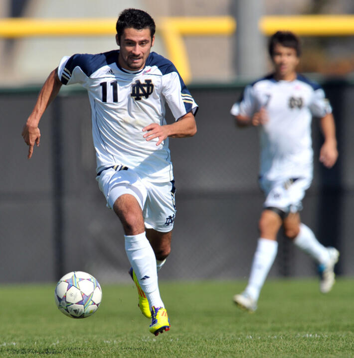 Adam Mena netted a free kick in the 37th minute.