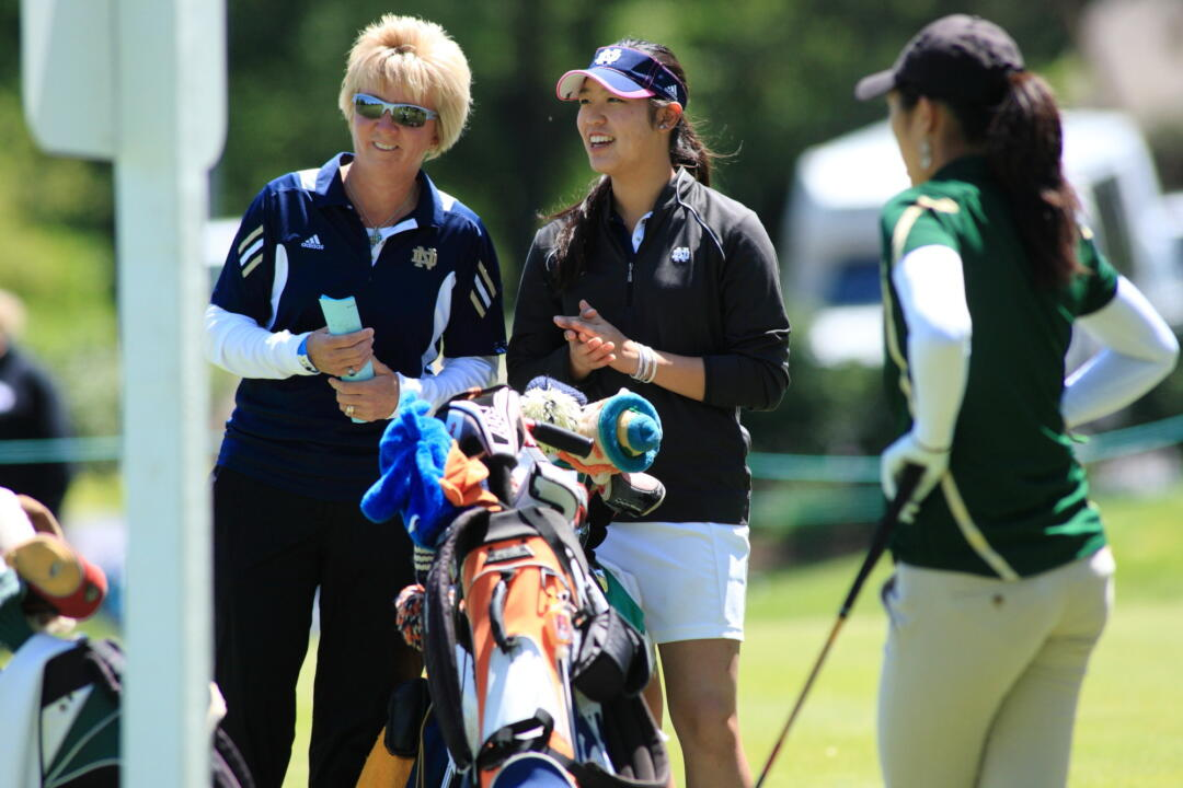 Susan Holt begins her seventh season at the Irish helm in 2012-13.