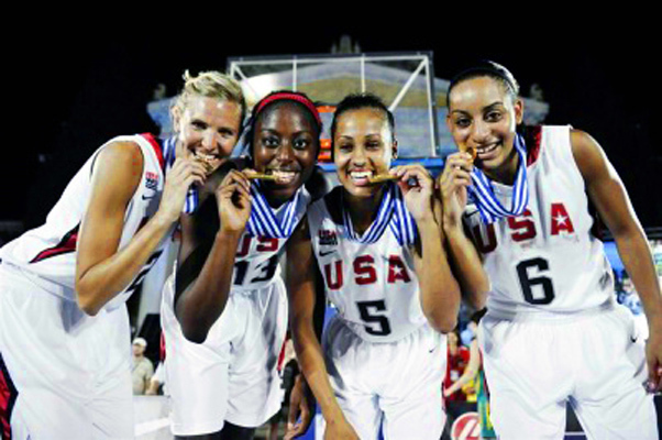 Notre Dame senior All-America guard Skylar Diggins earned her fifth USA Basketball gold medal (and fourth in international competition) after leading the United States to the title at the inaugural FIBA 3x3 World Championship that ended Sunday in Athens, Greece.