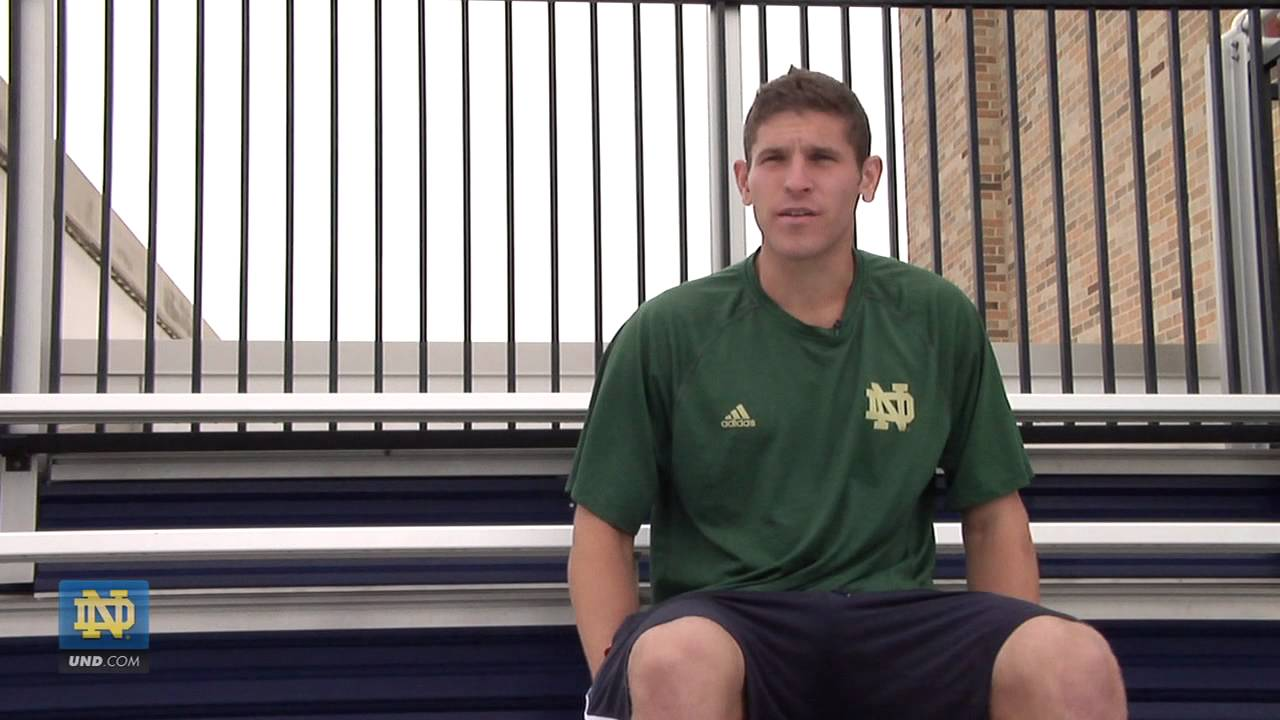 Notre Dame Men's Soccer - 2012 Fall Camp Begins