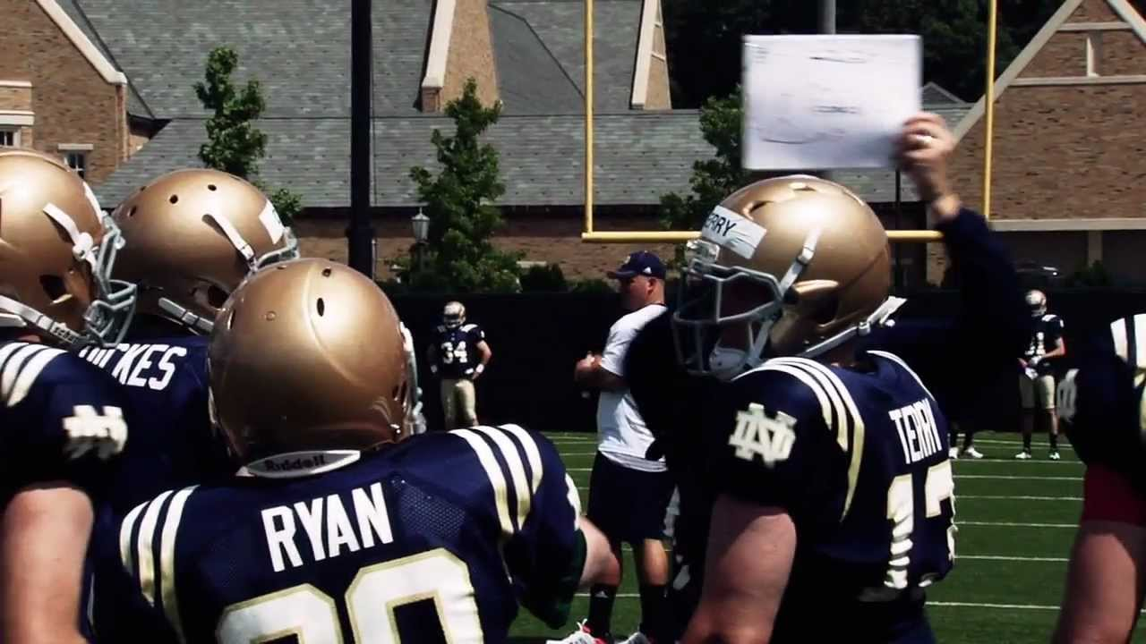 2013 Notre Dame Football Fantasy Camp