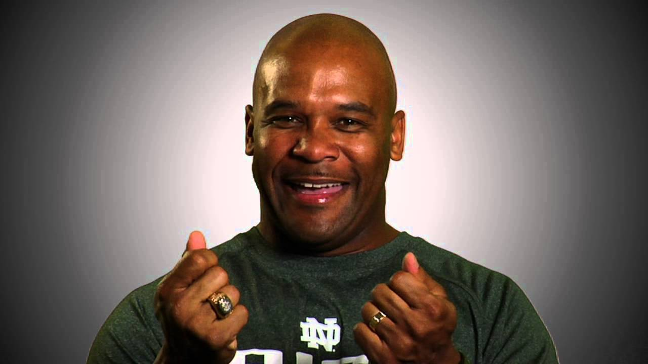 Pat Terrell - Strong And True - 125 Years of Notre Dame Football - Moment #007