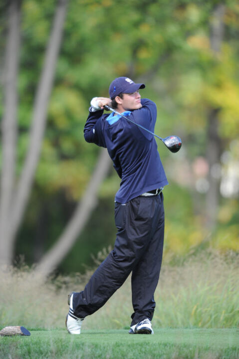 Sophomore Tyler Wingo fired an even-par 72 in Saturday's second round