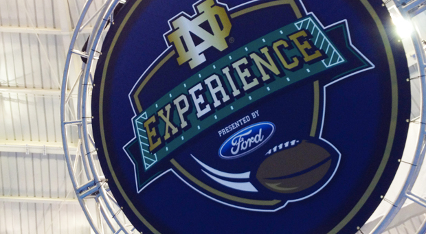 Notre Dame Fan Experience Presented by Ford