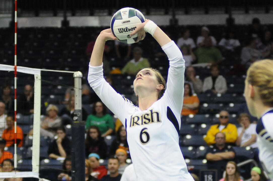 Junior Maggie Brindock had 52 kills and 12 digs in a 3-2 loss to Marquette Saturday.