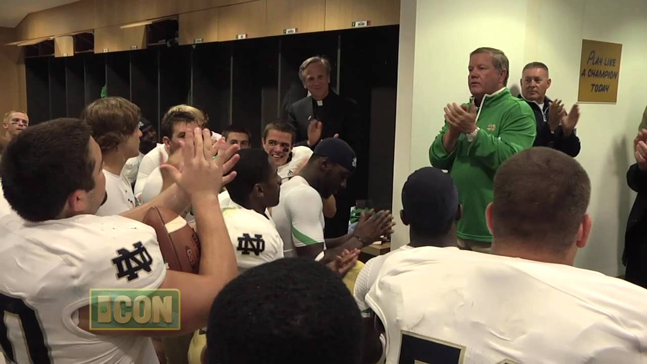 Irish Connection 40 - Notre Dame Football