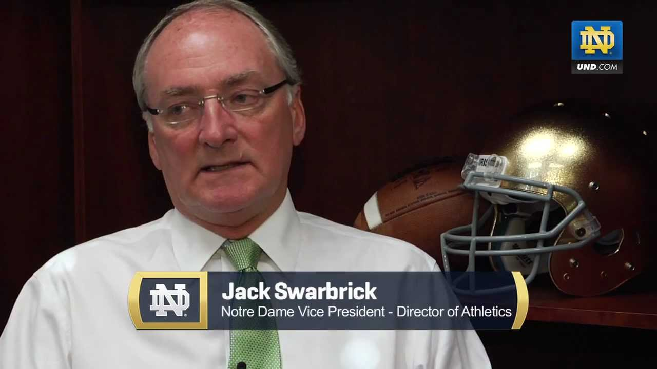 Jack Swarbrick ACC Conference Interview