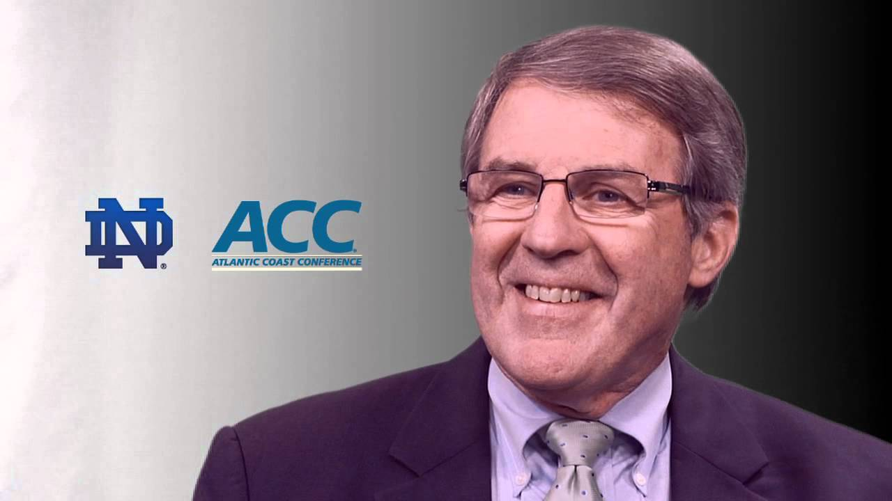 Tim Welsh - ACC Reaction - Notre Dame Men's Swimming and Diving