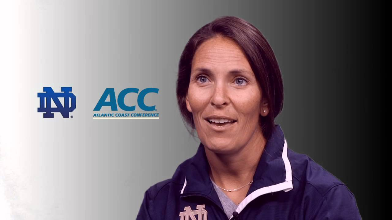 Christine Halfpenny - ACC Reaction - Notre Dame Women's Lacrosse