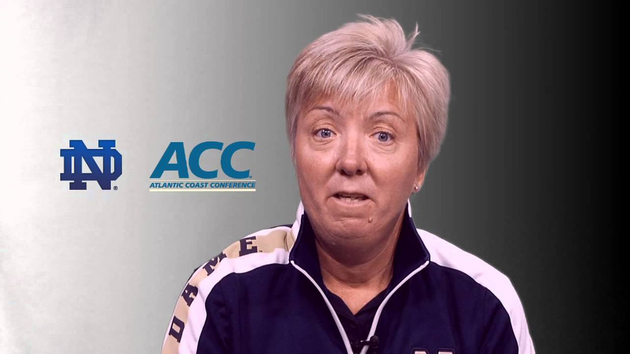 Susan Holt - ACC Reaction - Notre Dame Women's Golf