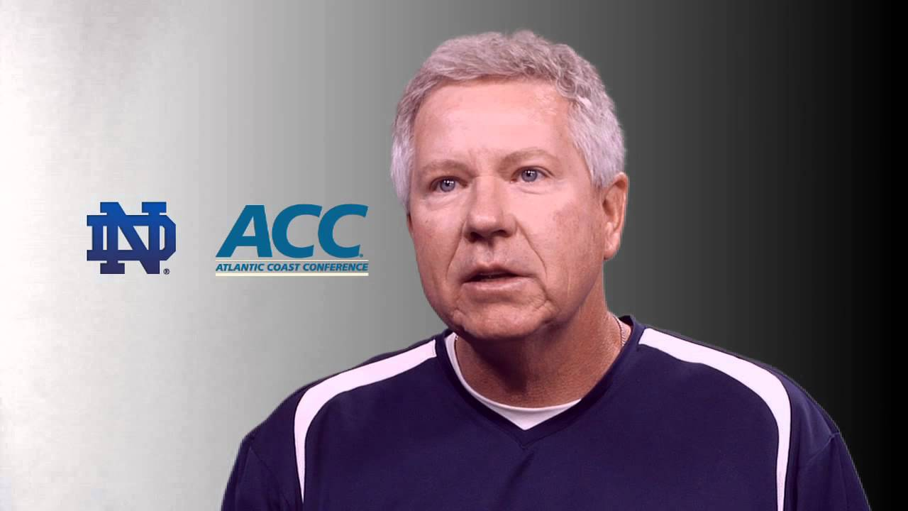 Jay Louderback - ACC Reaction - Notre Dame Women's Tennis