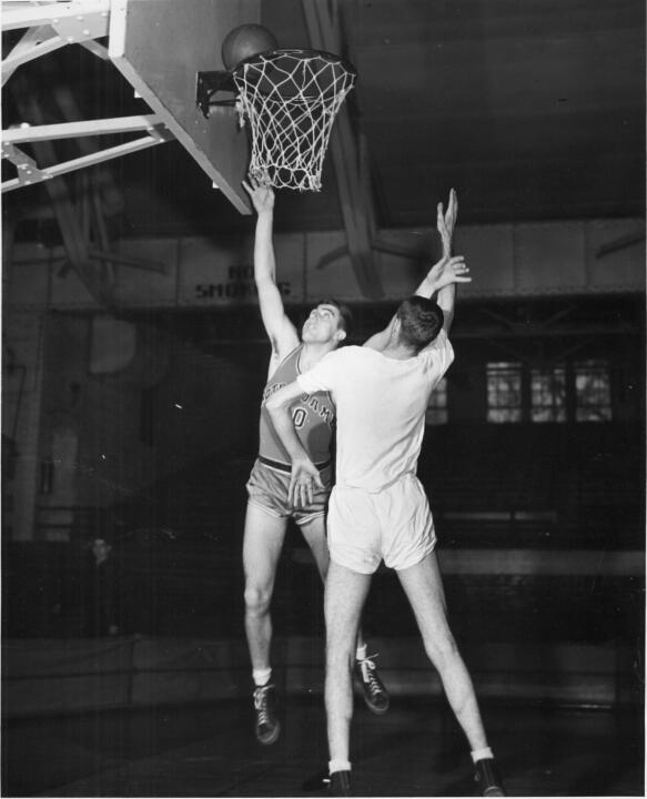 On the court, Vince Boryla was a collegiate All-American, Olympic gold medalist and NBA all-star, but that all pales in comparison to his champion efforts off the court.