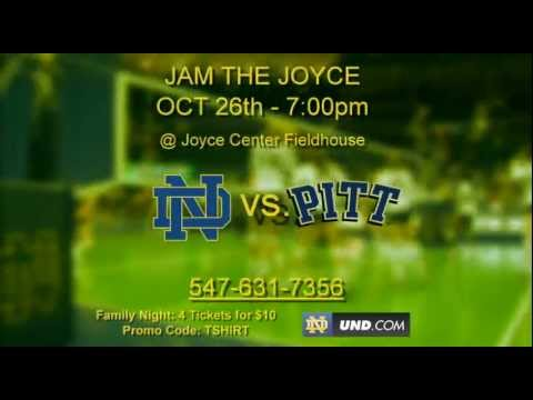 Notre Dame Volleyball Web Tease