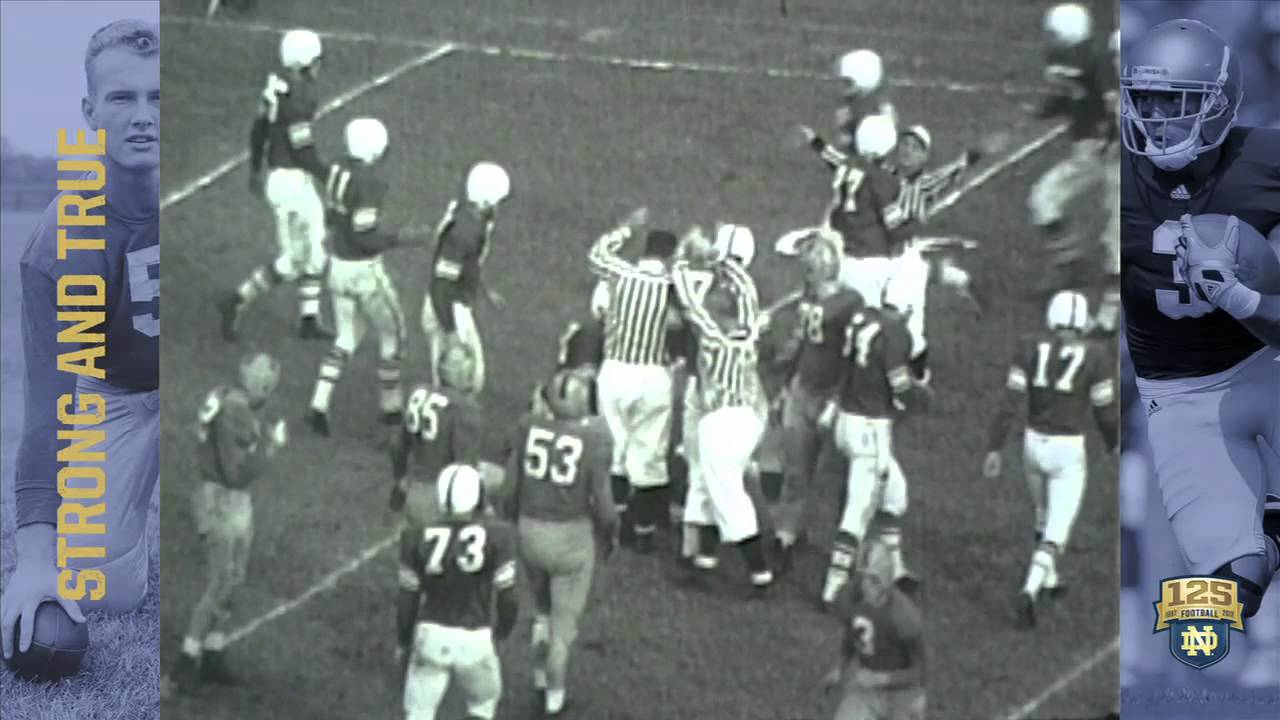 1952 vs. Oklahoma - 125 Years of Notre Dame Football - Moment #065