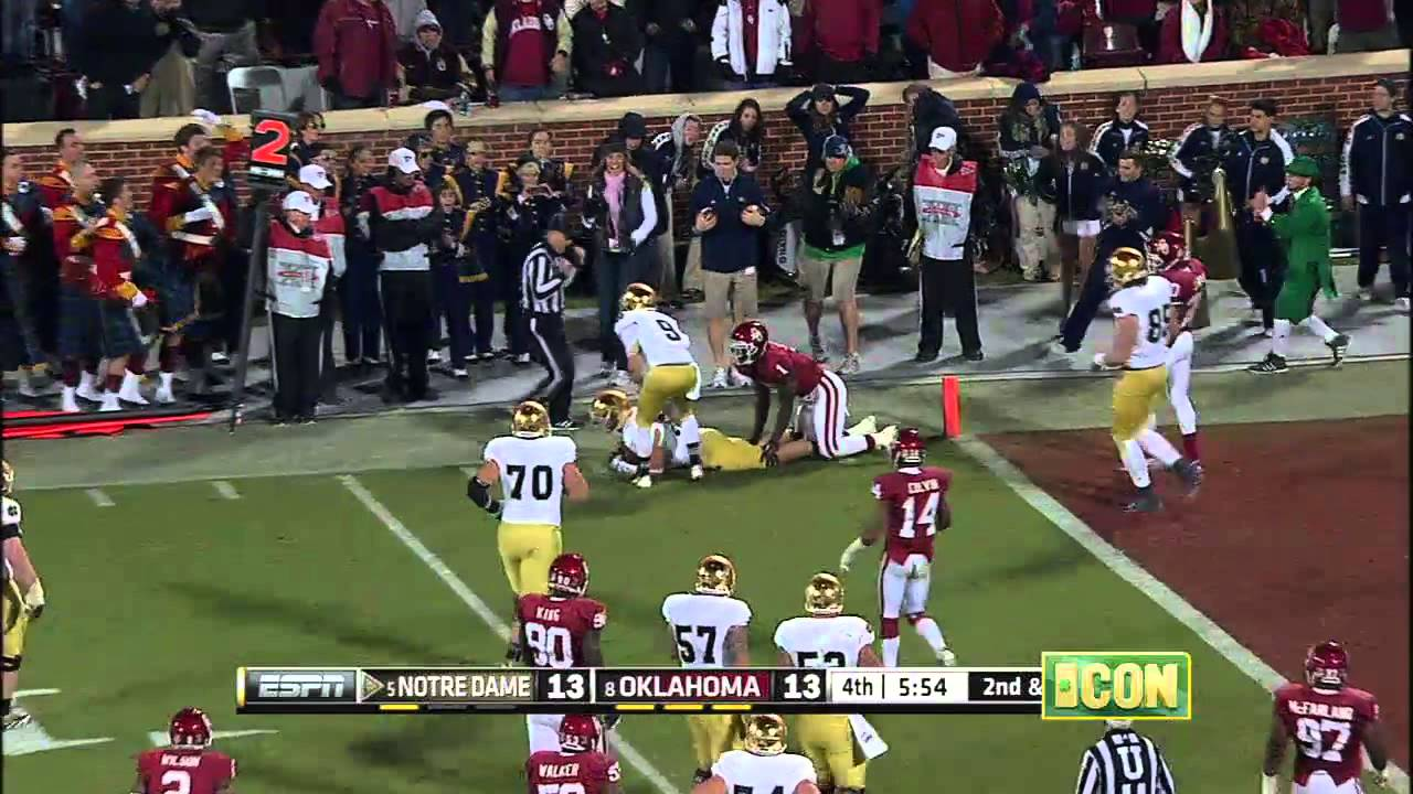 Irish Connection 44 - Oklahoma Game Day Review