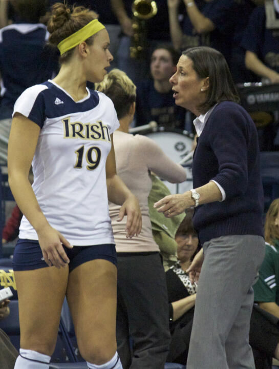Head coach Debbie Brown has her team as the No. 3 seed in this weekend's BIG EAST Tournament.