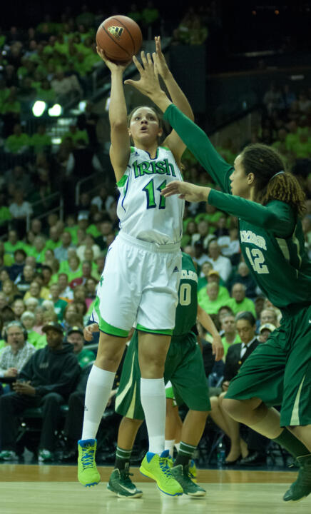 5 Irish Welcome Utah State To Town For Saturday Matinee – Notre Dame