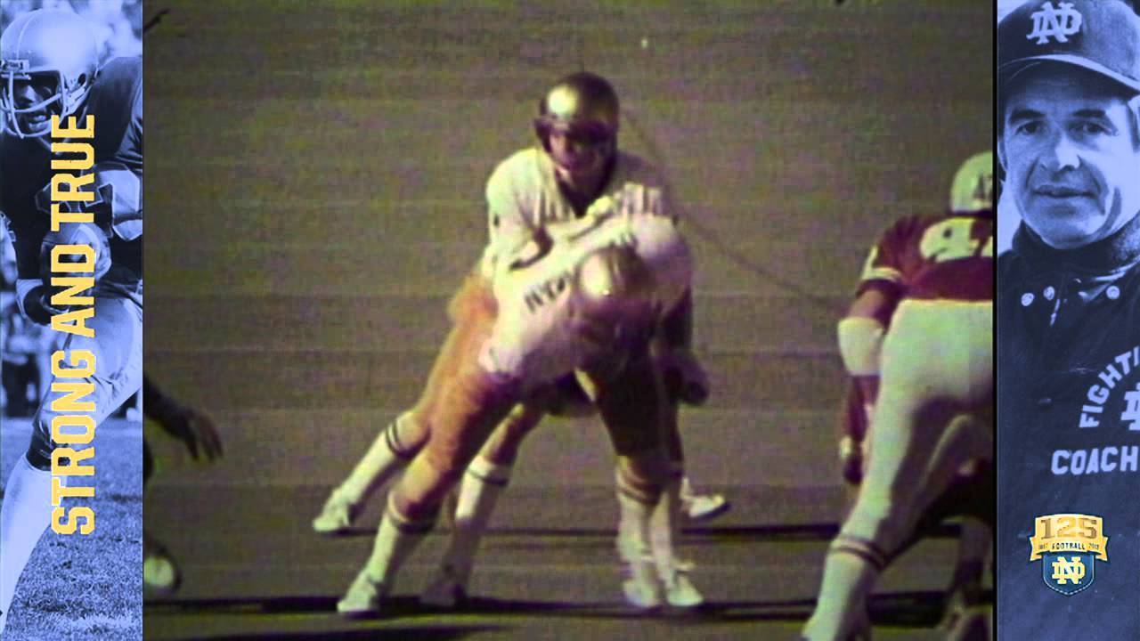 1978 Cotton Bowl - 125 Years of Notre Dame Football - Moment #117