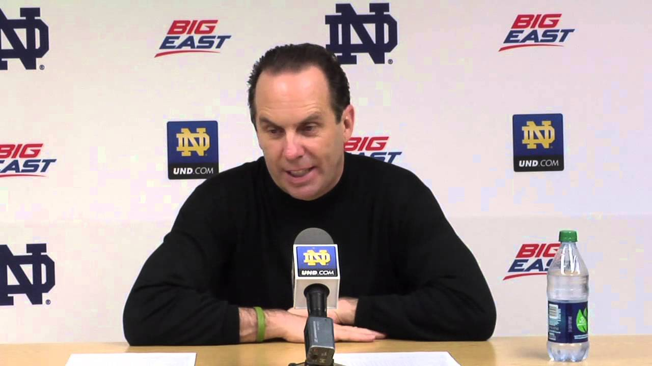 Coach Brey IPFW Post Game Press Conference