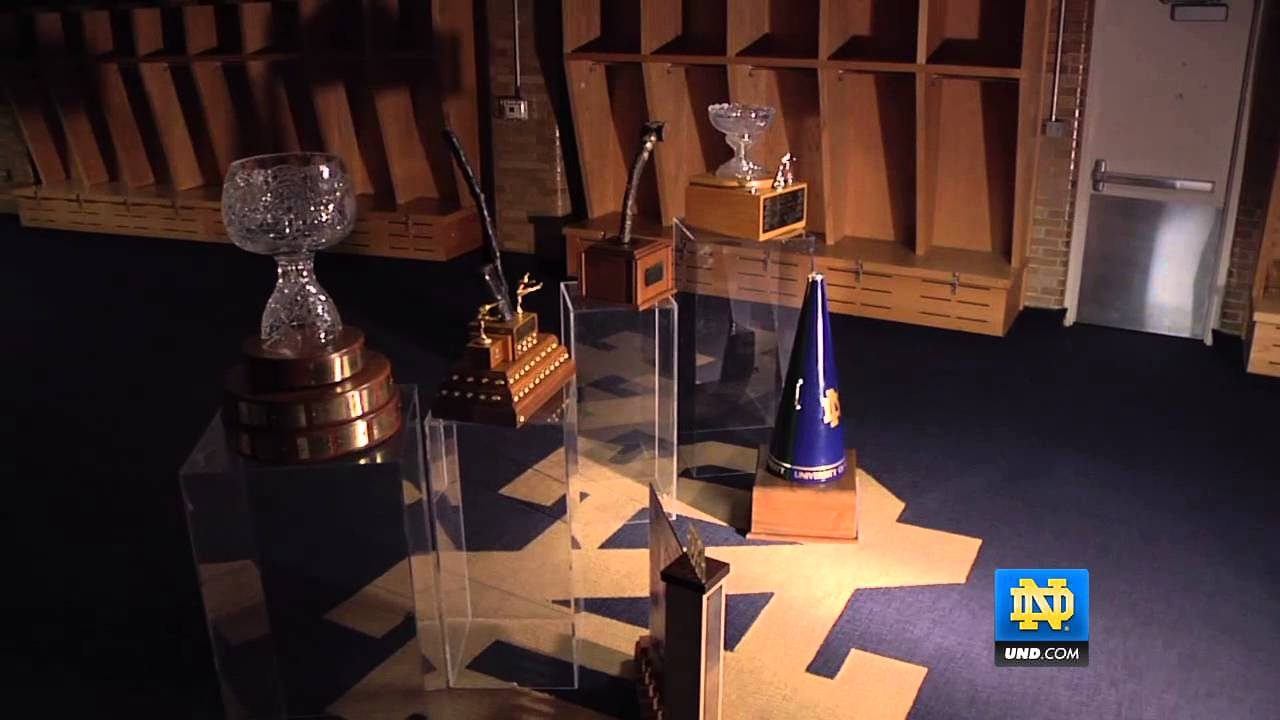 Rivalry Trophies Return Home