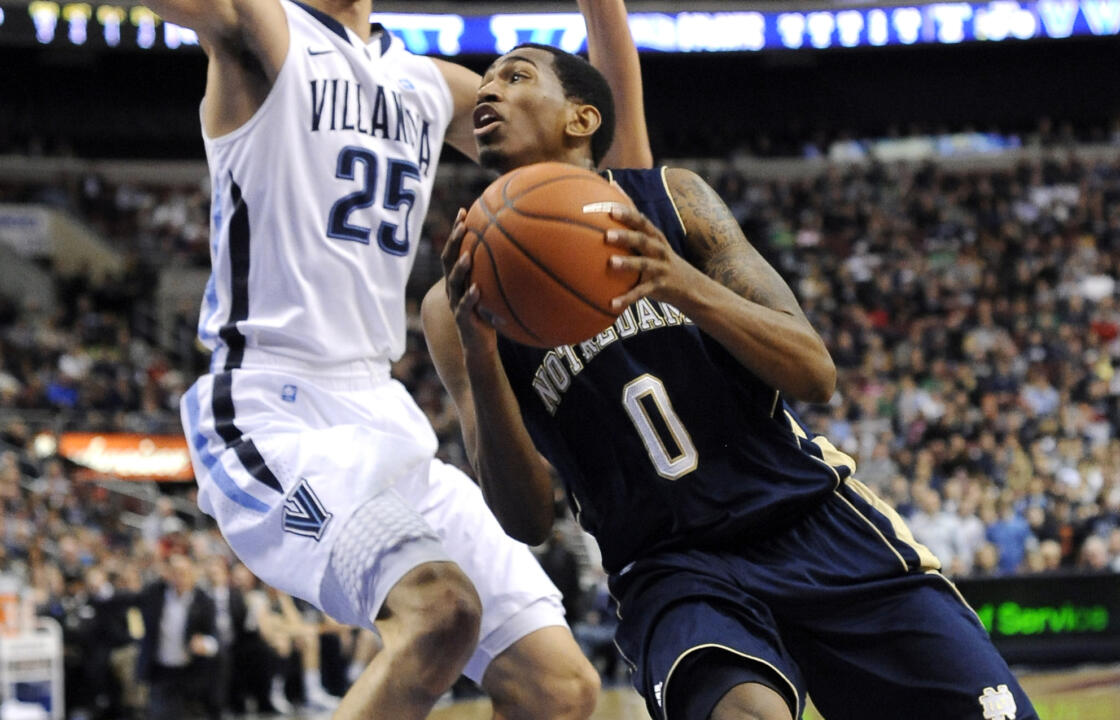 Junior point guard Eric Atkins is shooting 55% from three-point range in BIG EAST play.