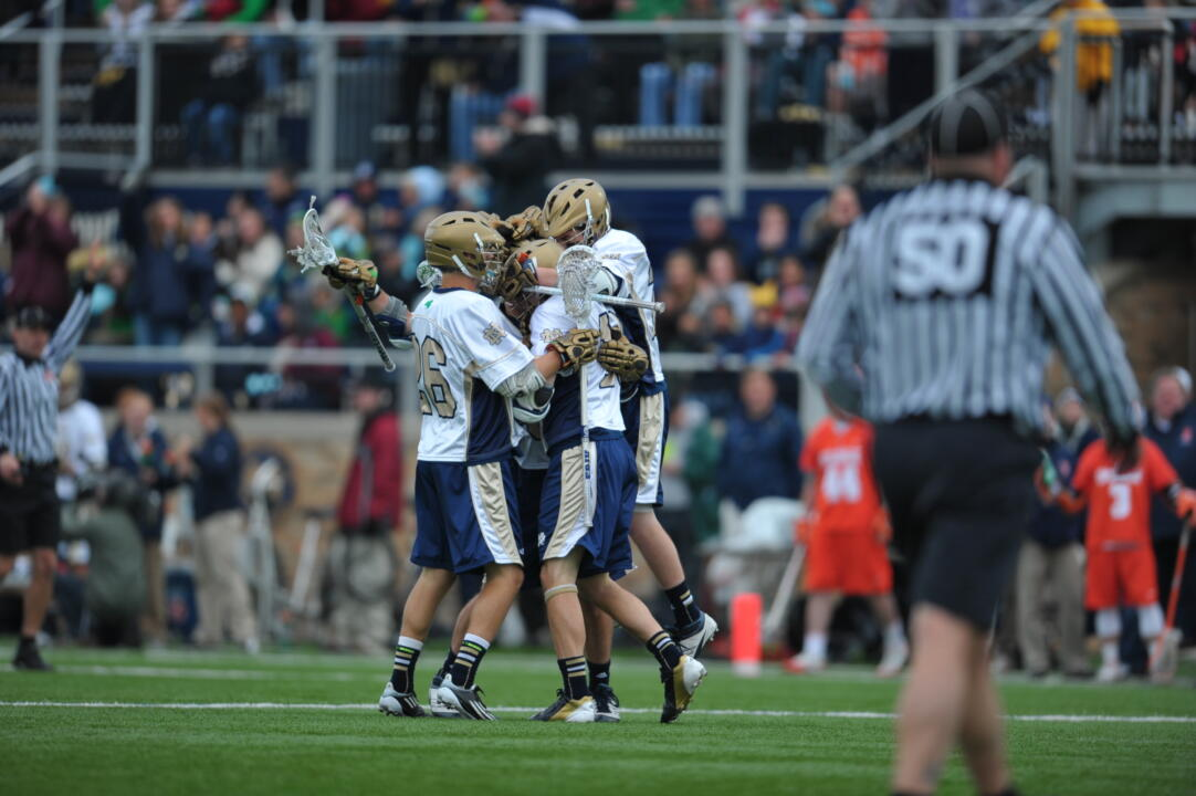 The Fighting Irish have seven ranked opponents on their 2013 schedule.