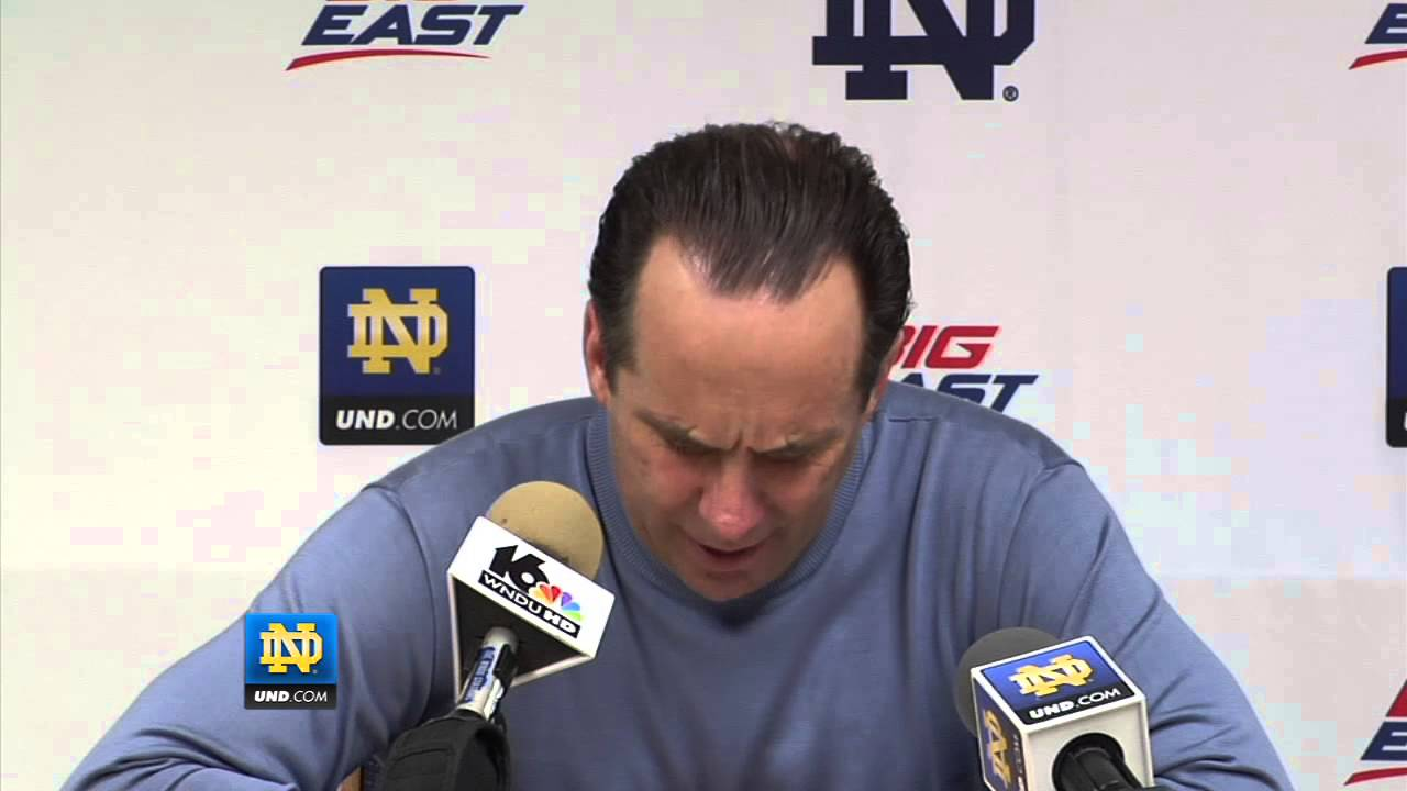Notre Dame Rutgers Post Game Press Conference