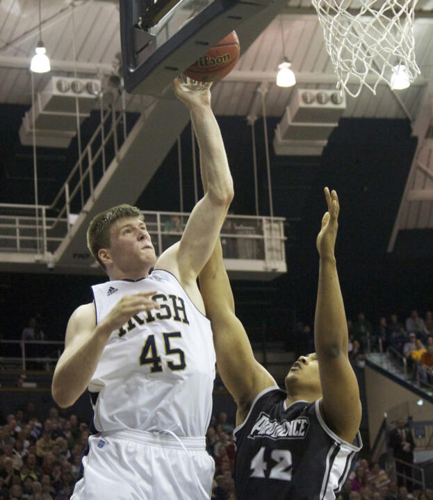Jack Cooley has registered a double-double in each of the last five games.