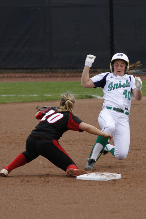 2012 NFCA All-American Amy Buntin was named to the USA Softball Collegiate Player of the Year watch list Friday