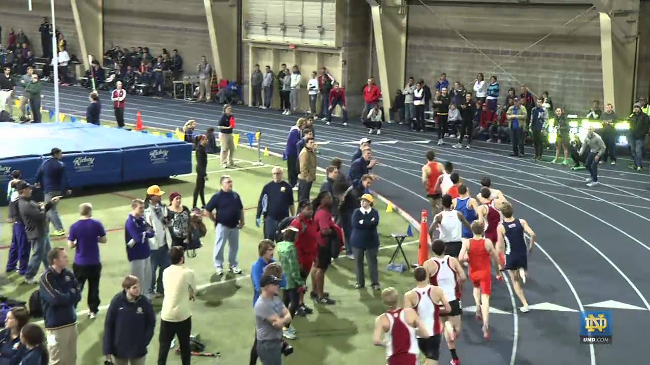 Men's Meyo Mile - Notre Dame Track and Field
