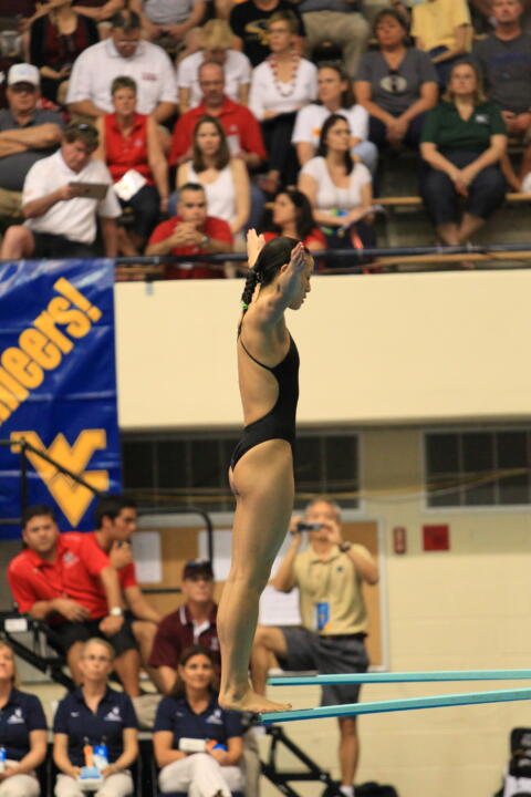 Senior Jenny Chiang is set to compete at her second NCAA Championships.