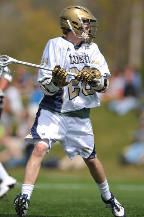 Sophomore attackman Conor Doyle posted his second hat trick of the season.