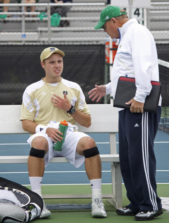 Head coach Bobby Bayliss will be inducted into the ITA Men's Collegiate Tennis Hall of Fame May 22 in Champaign, Ill.