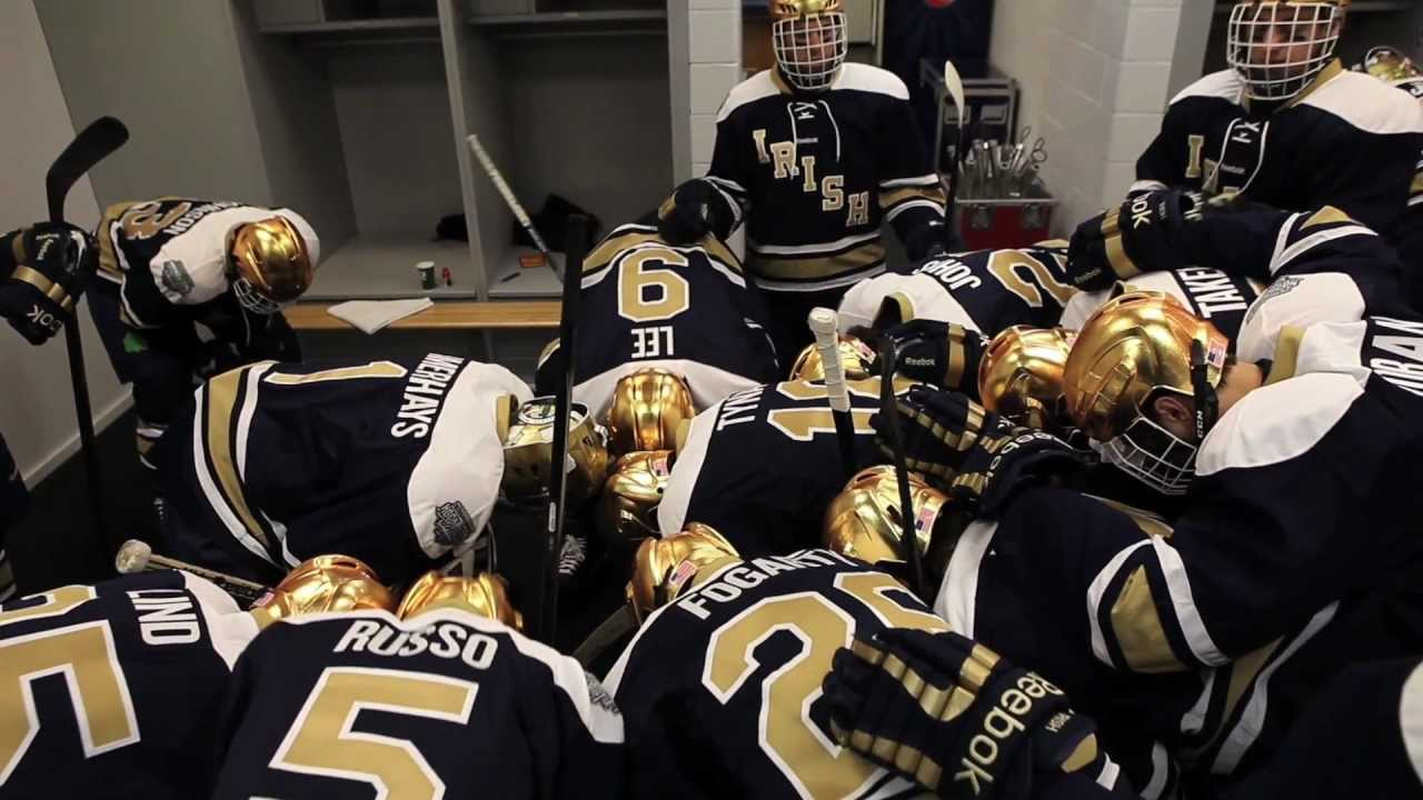 ND Hockey: Sweet Home Chicago Teaser #2