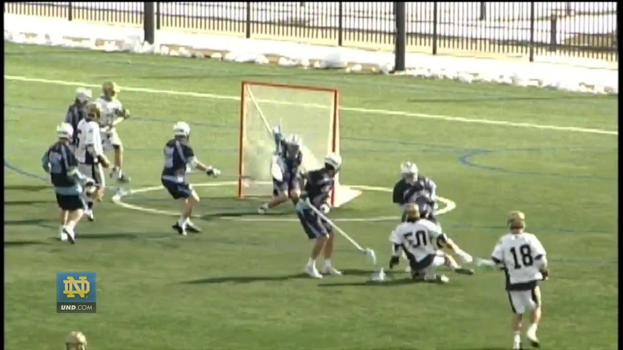 Matt Kavanagh Wins It In 3 OTs - Men's Lacrosse