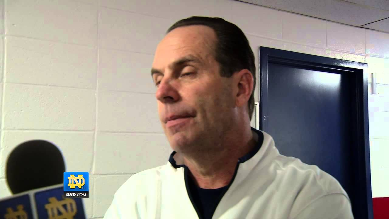 MIke Brey Iowa State Preview - Notre Dame Men's Basketball