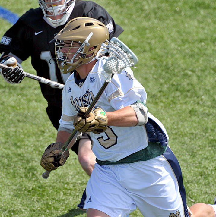 Matt Miller and the Irish defense held Providence scoreless for the final 41:57 of last season's 9-1 victory.