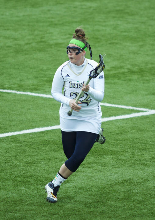 Junior Margaret Smith earned a spot on the BIG EAST's Weekly Honor Roll Monday.