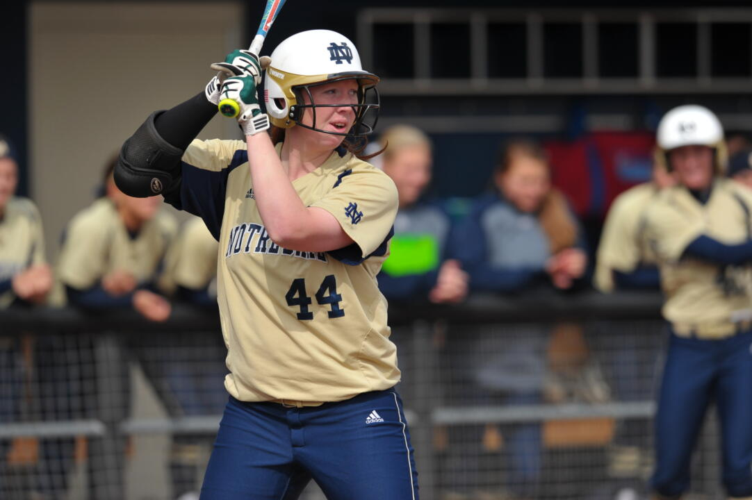 USA Softball National Collegiate Player of the Week Laura Winter