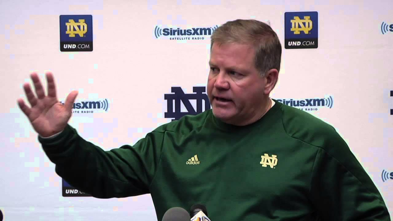 Coach Kelly Media Session - April 17