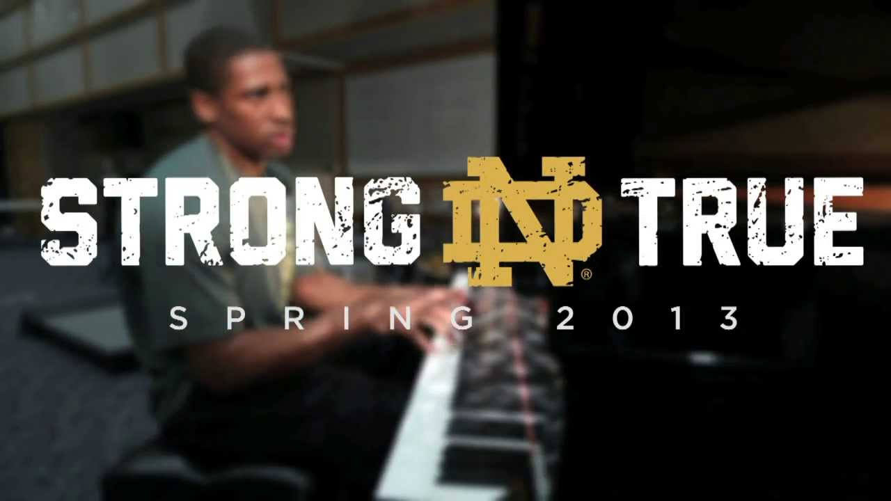 Trailer: Notre Dame Football Strong and True - Spring 2013