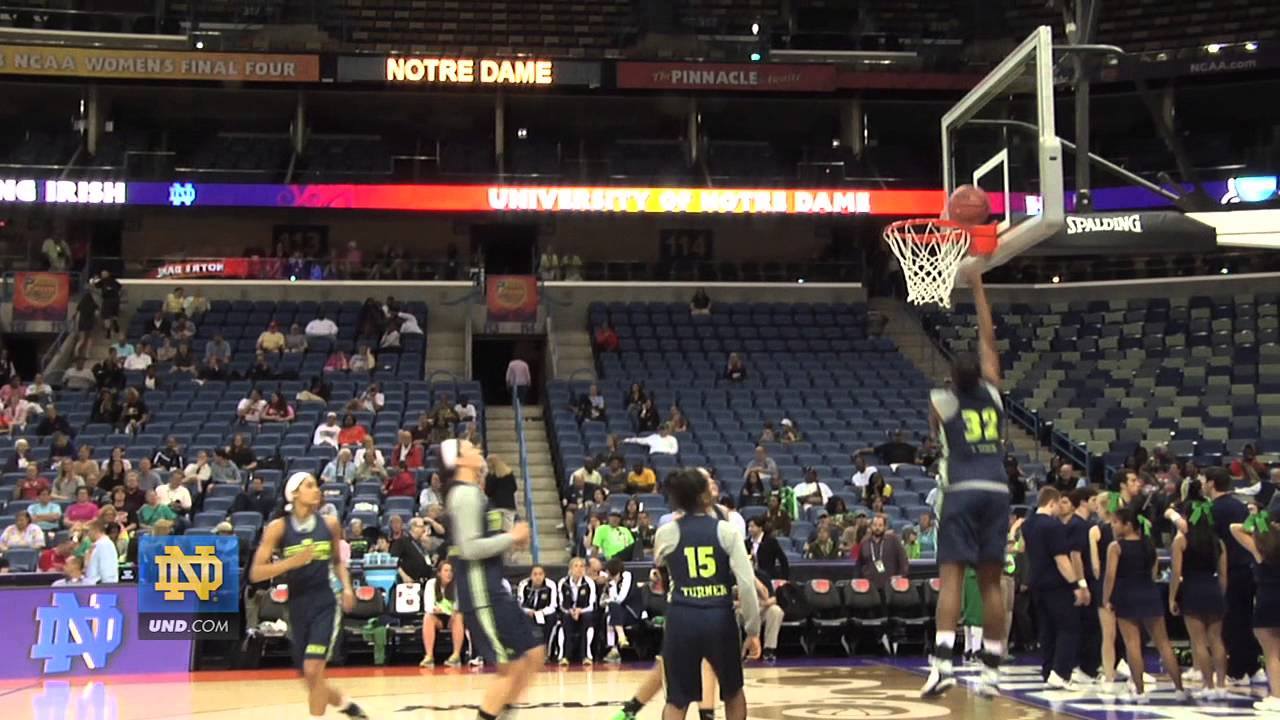 Final Four Day 3 - Notre Dame Women's Basketball