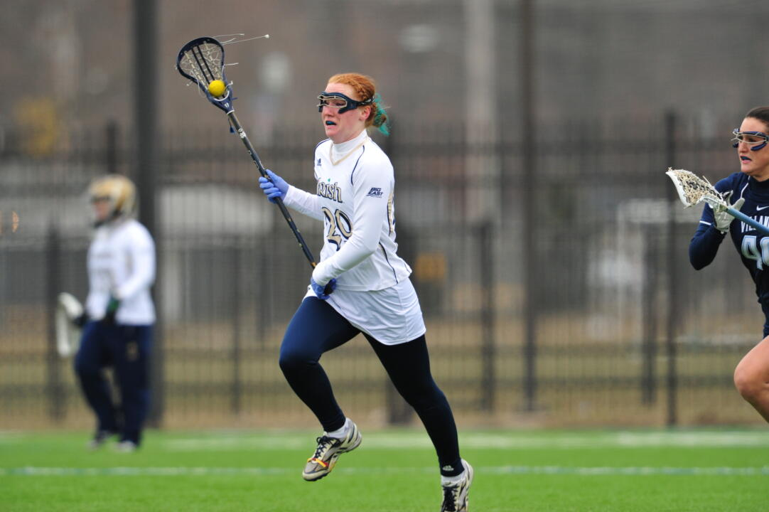 Sophomore Barbara Sullivan was named a first team All-American Wednesday by the IWLCA and Synapse Sports.
