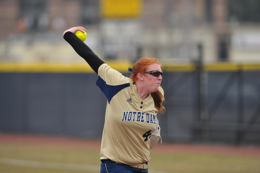 Louisville Slugger/NFCA Division I National Player of the Week Laura Winter