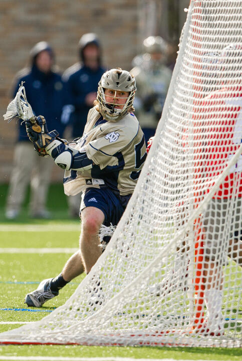 Matt Kavanagh's four goals are the most ever for a Notre Dame freshman in an NCAA Championship game.
