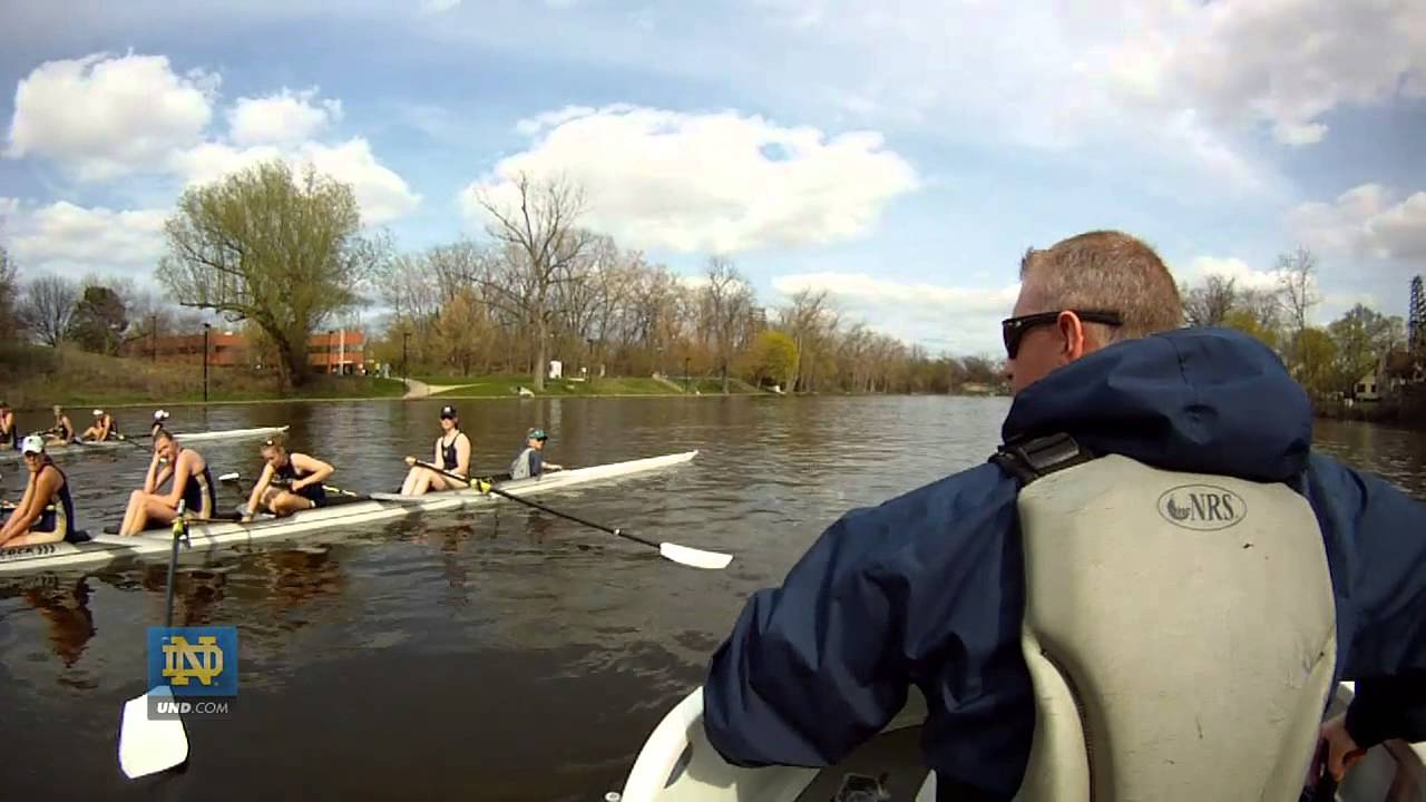 Preparing for the Big East Championship - Rowing