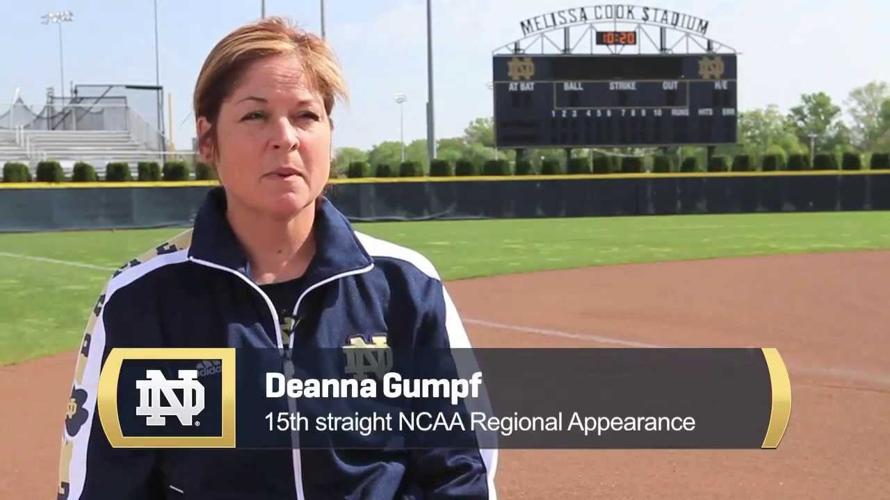 Notre Dame Softball- The Road to the NCAA Regional