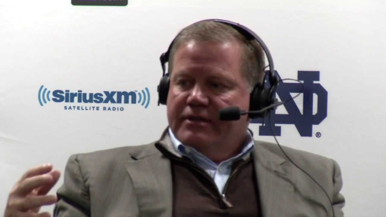 Coach Kelly Sirius/XM Town Hall - Special Players