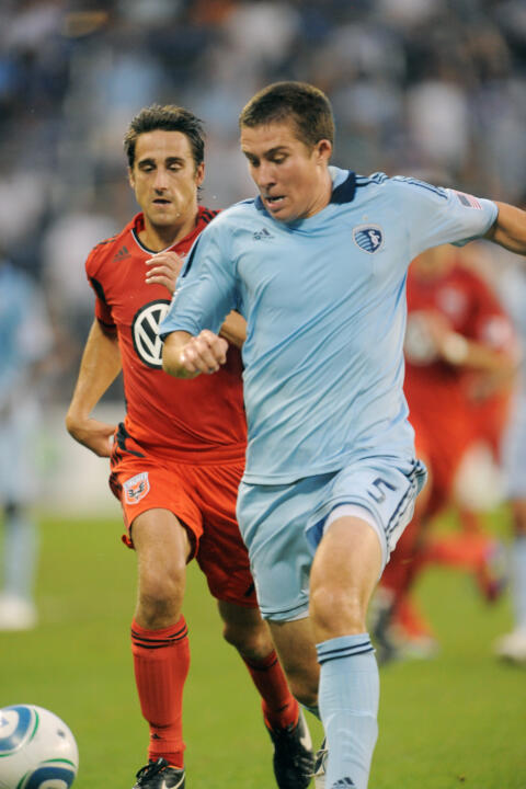 Matt Besler and the MLS All-Stars will face AS Roma July 31 at Sporting Park.